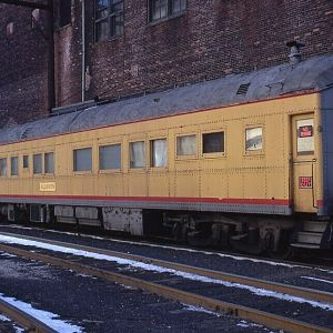 Railroad Business Passenger Car