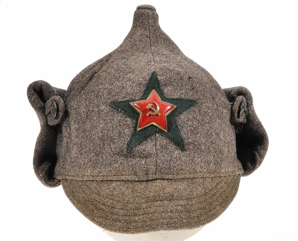 вот звезда советской армии на шапку имеет рисунок, вписанный