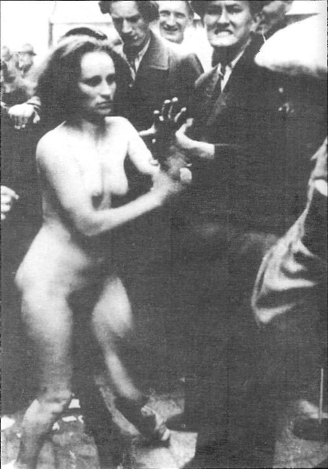 Порно видео еврейка в гестапо