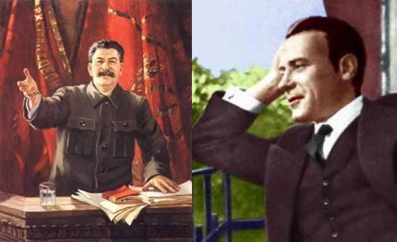 Сталин его отношение к писателям