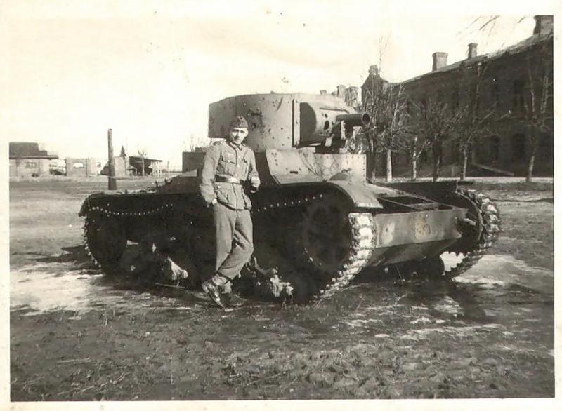 740 (r): проект сау на базе танка т-26