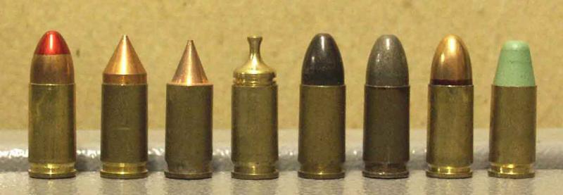 отверстие багете патрон 9 21 мм русский Мишенькин делал