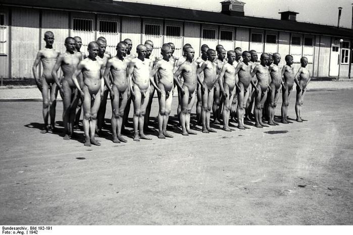 фото голые женщины в плену