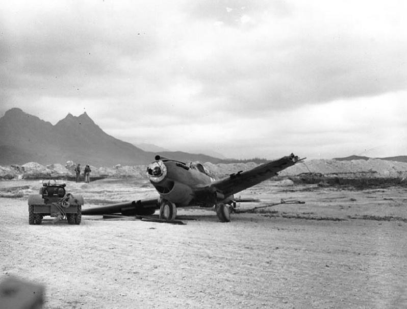 Building George Welchs Pearl Harbor P40B In 132 Scale