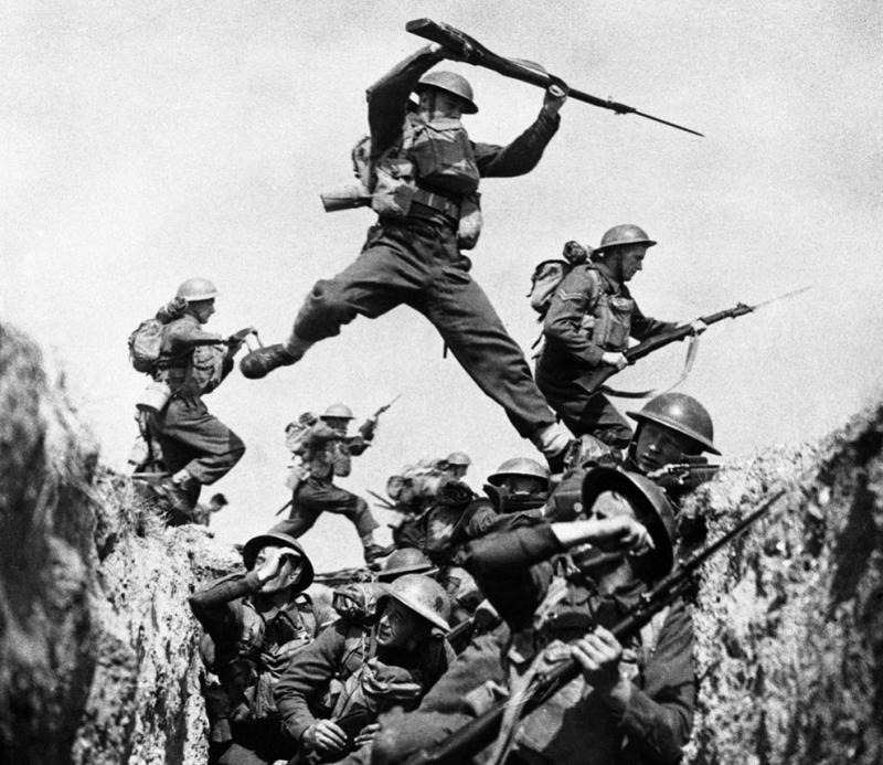 Тема вторая мировая война