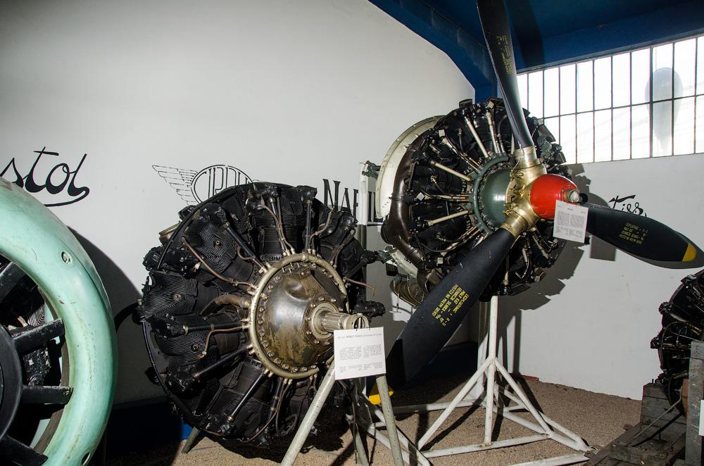 Работа радиального поршневого двигателя