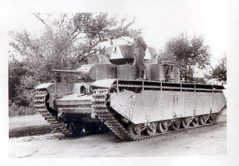 Рестоврация военной техники 41-45г.