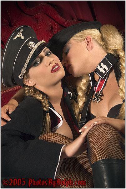 Nazi lesbian