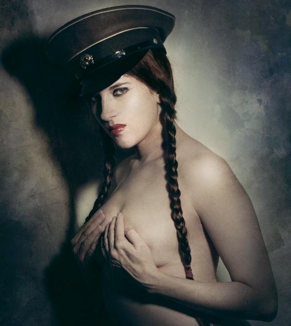 Sexy naked nazi girls sperm shot