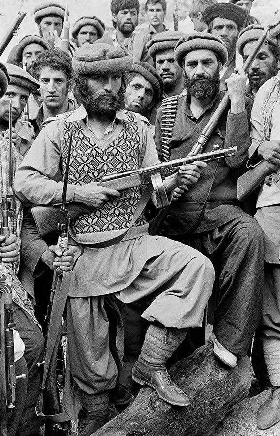 него картинки афганские моджахеды руля