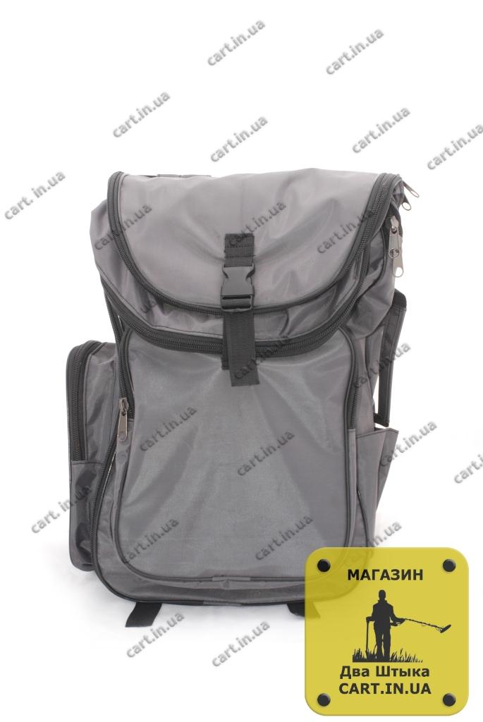 """Рюкзак для металлоискателя """"два штыка""""."""