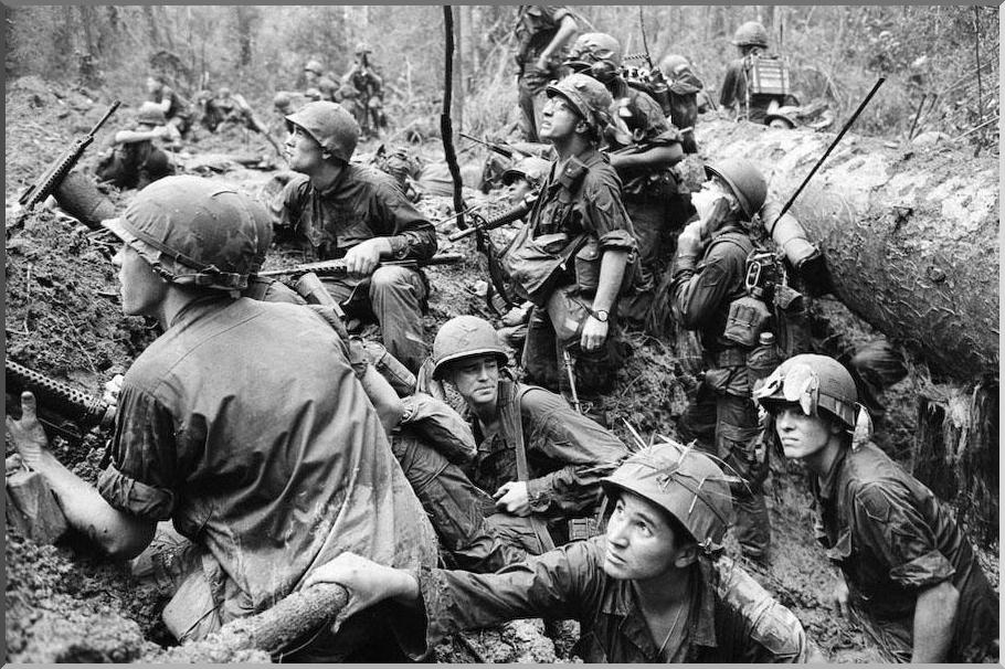 refection of the events of the vietnam war A chronology of key events in the history of vietnam vietnam profile - timeline to the us by a vietnamese head of state since the vietnam war.