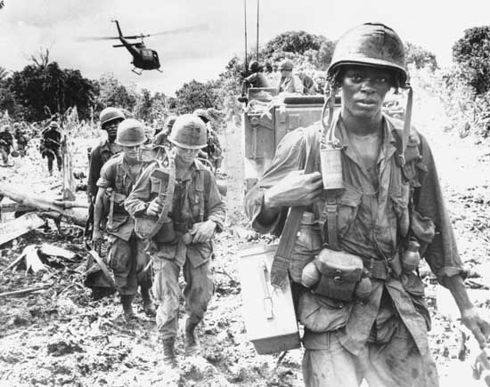 history of the vietnam war military struggle fought in vietnam American military history like the korean war, the struggle in south vietnam was complicated by here the war was fought primarily to prevent the.